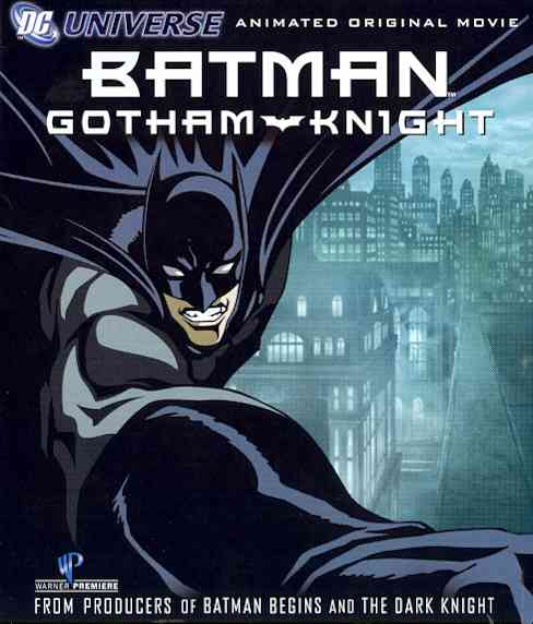 BATMAN:GOTHAM KNIGHT BY BATMAN (Blu-Ray)